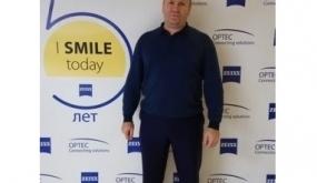 Участие в заседании ежегодного клуба пользователей лазерной коррекции зрения ZEISS ReLex SMILE.